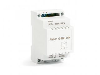 фото Реле РМ-01 GSM DIN