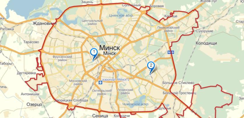 Электросети Минск