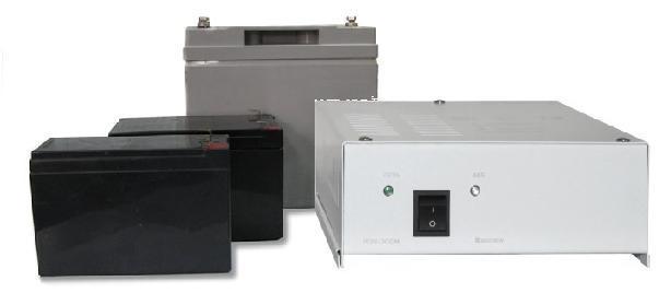Фото комплекта  ИБП Teplocom 300 и АКБ для ИБП