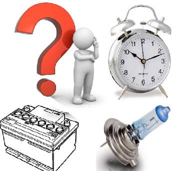 измерить емкость аккумулятора, определить емкость АКБ, бытовой метод