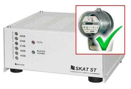 стабилизатор напряжения может экономить электроэнергию