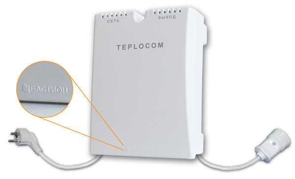 Стабилизатор напряжения для котла Teplocom-555. Простое подключение