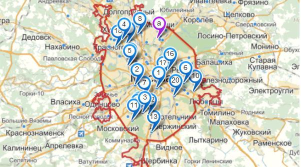 Теплосети Москвы