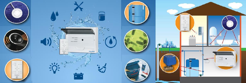 Умное управление водоснабжением дома, функции умного дома в водоснабжении